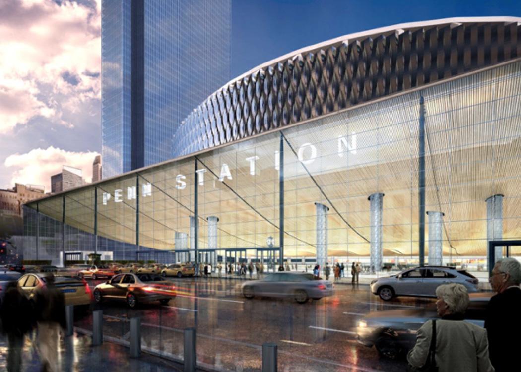 NYC Penn Station Redevelopment