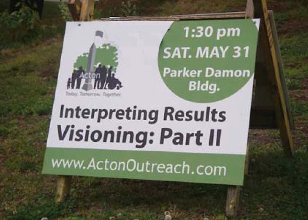 Community Visioning Campaign