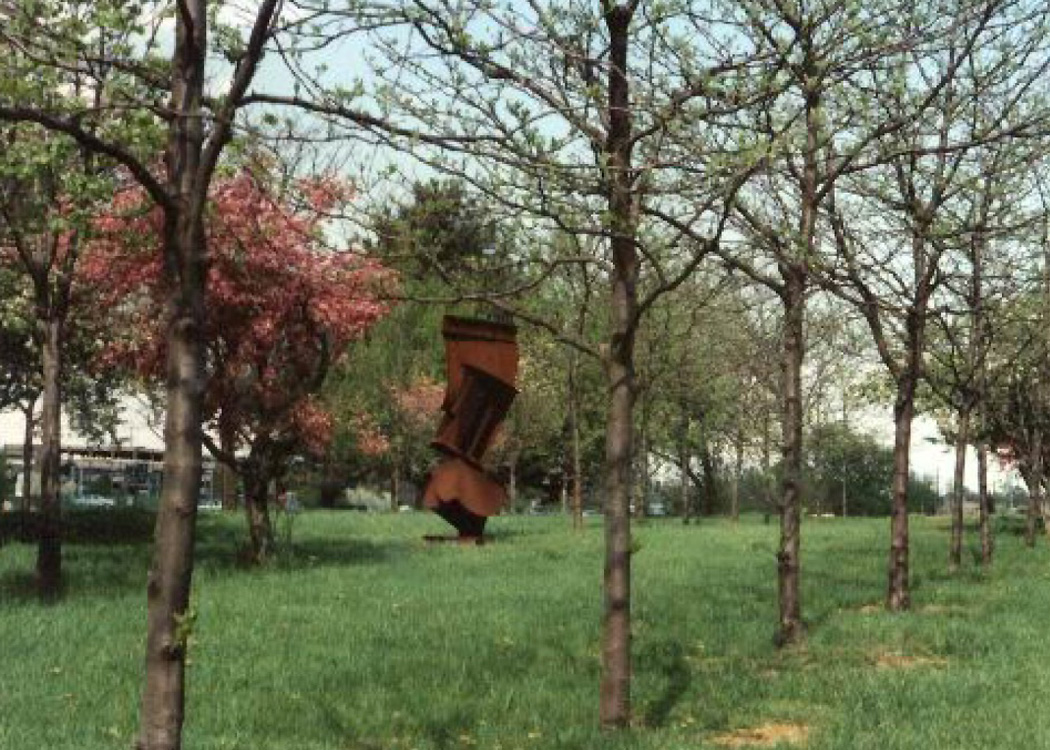 Hospital Campus Plan & Sculpture Park