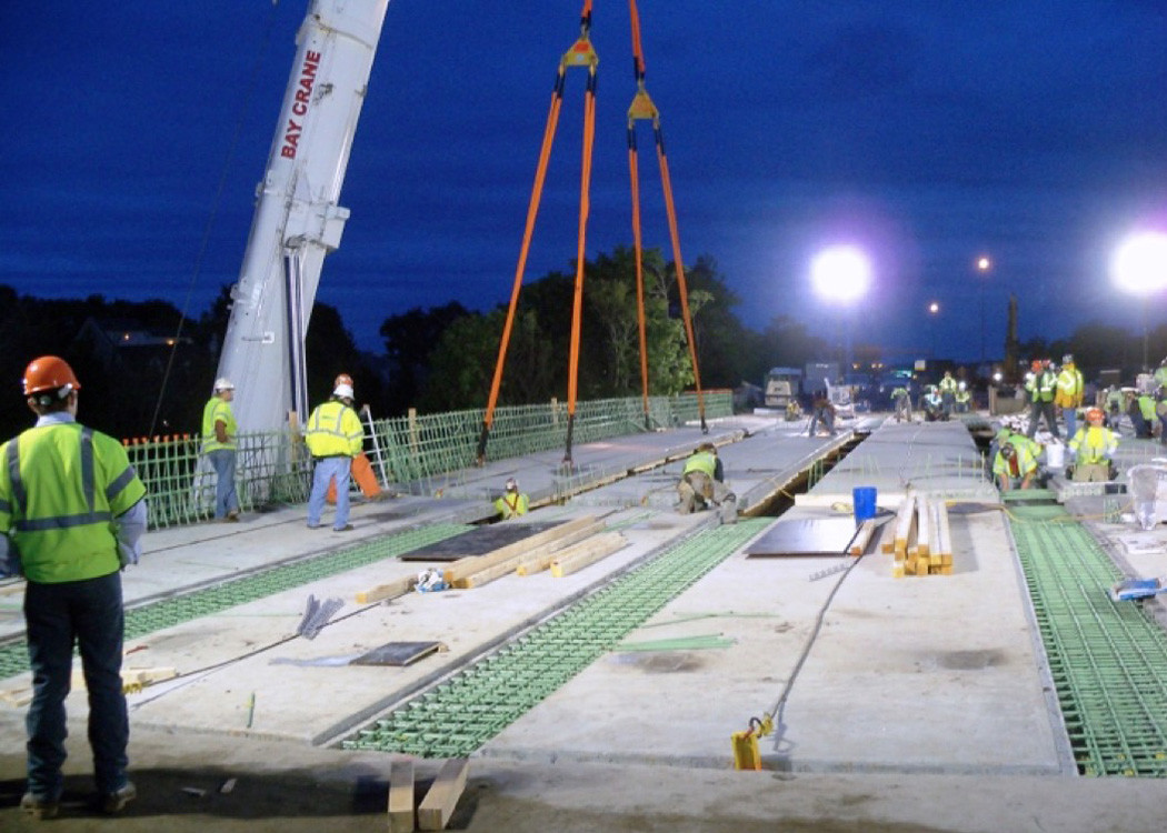 I-93 FAST14 Bridge Replacement Project